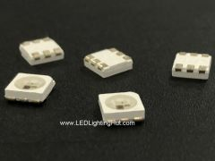 12V WS2815 5050 RGB LED, Dual-signal Transmission, 100 Pack