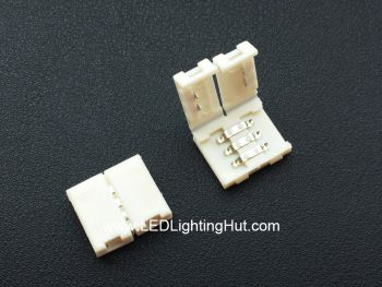 10mm 3 Conductor LED Strip Solderless Splice Connector