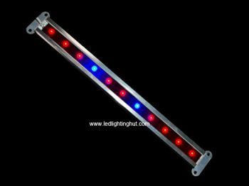 1 foot 11W High Power Red Blue LED Grow Light, IP68 Protection Rate