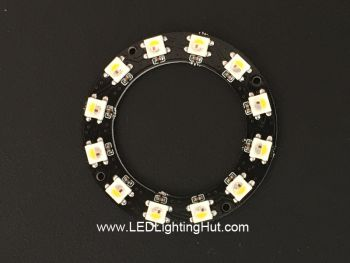12 x SK6812 RGBW 5050 Digital LED Pixel Ring