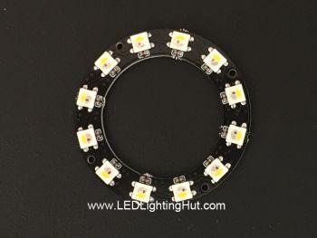 12 x SK6812 RGBW 5050 Digital LED Pixel Ring