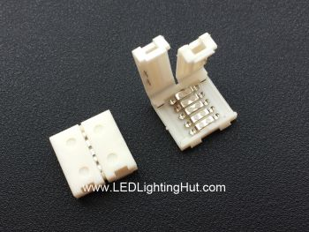 12mm 5 Conductor LED Strip Solderless Quick Joiner Connector