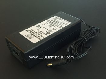 12V DC 5A 60W Plug-in LED Power Supply, 100-240V AC Input