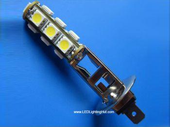 13 SMD5050 H1 LED Fog Light Bulb (2 pack)