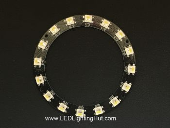 16 x SK6812 RGBW 5050 Smart LED Pixel Ring