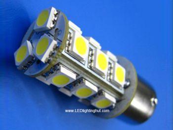 18 SMD5050 T20 1157(BAY15D) LED LED Brake Light (2 pack)