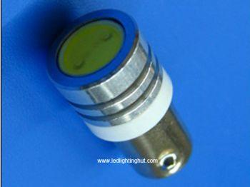 1 High Power T10 BA9S LED Light Bulb (2 pack)