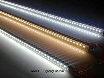 1M 60 SMD 5050 Rigid LED Light Bar, 14.4W, 12VDC