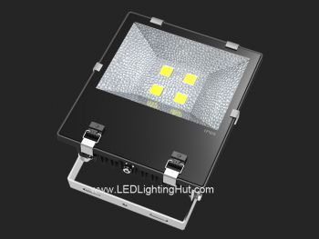 200W High Power LED Floodlight Fixture, 1000W Halogen Equivalent