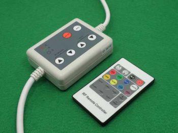 20 Key RF RGB Controller, 12V DC
