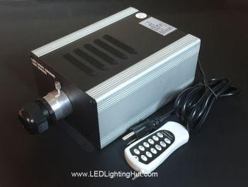 20W Cree White LED Fiber Optic Illuminator w/ Twinkle Wheel