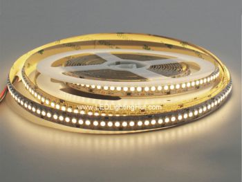 High Density 3528 LED Strip, 240 LED/m, 12V/24V DC, 5m Reel, R/G/B/Y/W Optional