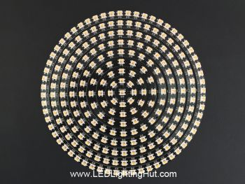 241 x SK6812 RGBW 5050 Digital Addressable LED Ring Set