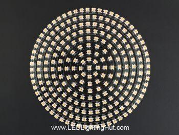 241 x SK6812 RGBW 5050 Digital Addressable LED Ring Set