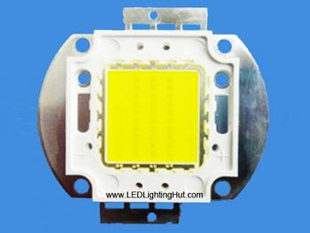 30W Epistar 45mil Chip  High Power LED, 2700-3000 lumen, Warm/Pure White Available