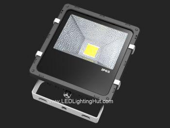 30W High Power LED Flood Light Fixture, 150W Halogen Equivalent