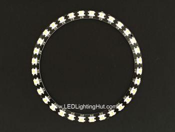 32 x SK6812 RGBW 5050 Digital Intelligent LED Ring