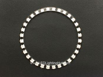 32 x WS2812B 5050 Smart RGB LED Ring
