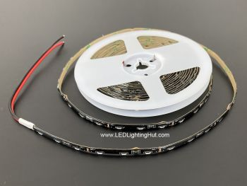 335 Side Emitting LED Strip, 60 LED/m, 5mm Wide, 12V DC, 5m Reel, R/G/B/Y/W Optional