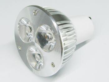 3W GU10 LED Spotlight, 20 Watt Halogen Bulbs Replacement