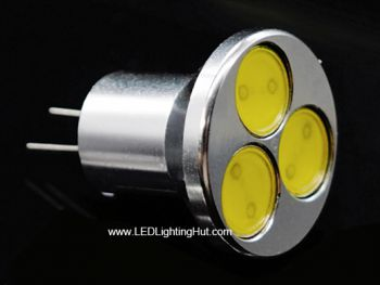 3W High Power G4 LED Light Bulb, G4 LED Chandelier Bulb