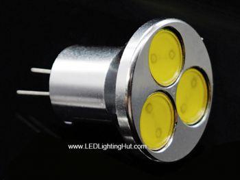 3W High Power G4 LED Light Bulb, G4 LED Chandelier Bulb