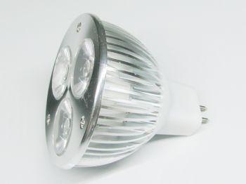 3W MR16 LED Spotlights, 12V DC, 20 Watt Halogen Bulbs Replacement