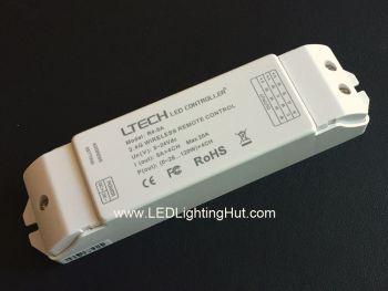 4-in-1 2.4G Wireless R4-5A WiFi Receiver, 5A/CH, DC 5~24V