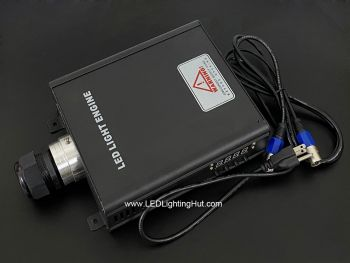 45 Watt DMX512 RGB LED Fiber Optic Light Source