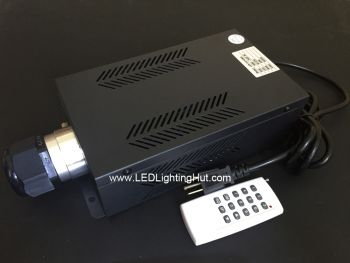 48 Watt RGBW DMX512 LED Fiber Optic Illuminator