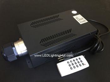 48 Watt RGBW DMX512 LED Fiber Optic Illuminator
