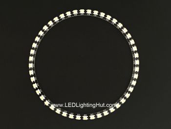48 x SK6812 RGBW 5050 Digital Addressable LED Ring
