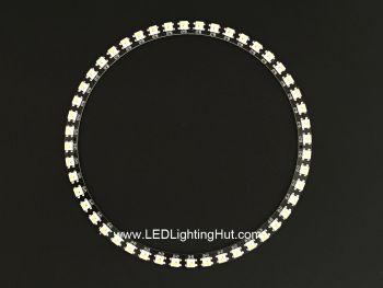 48 x SK6812 RGBW 5050 Digital Addressable LED Ring