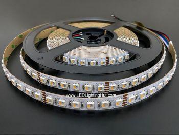 4 In 1 RGBW 5050 LED Strip, 96/m, 24V, 5m Reel