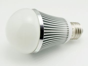 5W E27 LED Light Bulb, 30 Degree Beam Angle