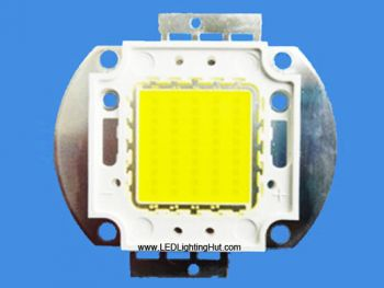 Epistar 60 Watt 45mil Chip High Power LED,  5400-6000 lumen, Warm/Pure White Available