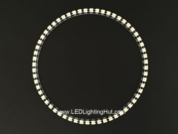 60 x SK6812 RGBW 5050 Smart LED Pixel Ring
