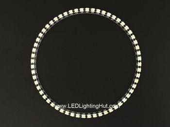 60 x SK6812 RGBW 5050 Smart LED Pixel Ring
