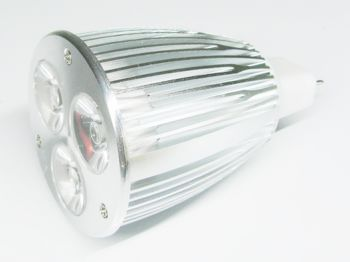 6 Watt  MR16 Cree LED Spot Light, 30 Watt Halogen Bulbs Replacement