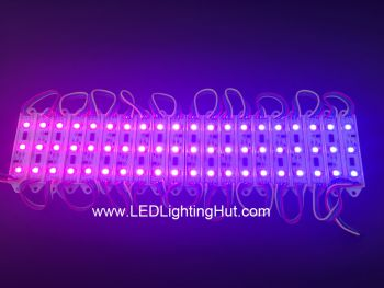 75mm WS2801 Digital RGB LED Bars, DC12V, Strand of 20