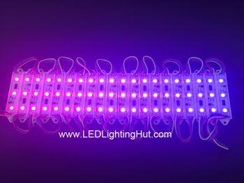 75mm WS2801 Digital RGB LED Bars, DC12V, Strand of 20