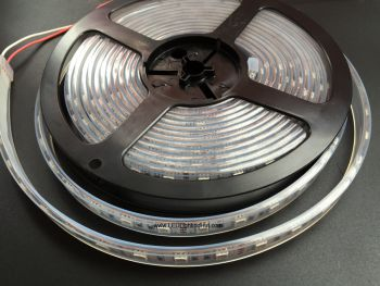 850nm Infrared SMD5050 LED Light Strip with 300 LEDs, 12V DC, 72W, 16.4Ft