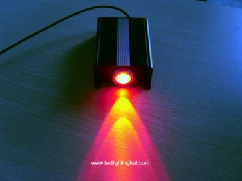 9 Watt Fiber Optic LED Illuminator with Remote Controller