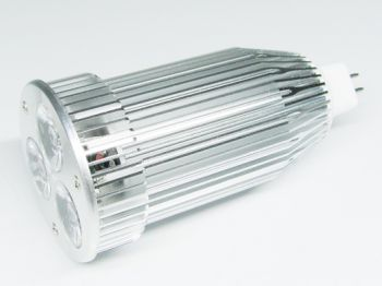 9 Watt MR16 GU5.3 CREE LED Spotlight, 40 Watt Halogen Bulbs Replacement