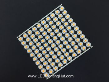 APA102 Warm White/Cool White Digital Intelligent LED Mini PCB, DC5V Input, Sheet of 100