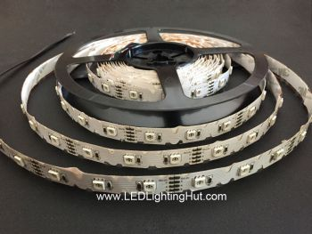 Bendable ZigZag 5050 RGB LED Strip, 42/m, 12V, 5m Reel