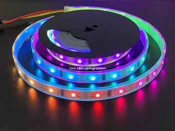Digital LPD8806 RGB LED Flexible Light Strip, 5m, DC5V