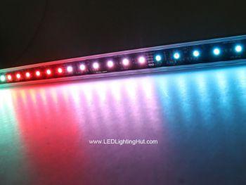 DMX 512 Digital RGB LED Light Bar, 1m, DC24V