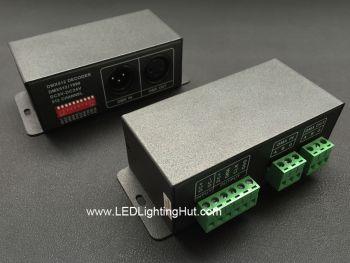 DMX to TM1809 Decoder, Support WS2811 TM1803,TM1804,TM1809,TM1812 IC