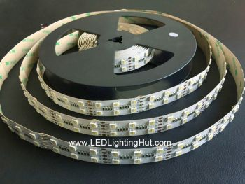 Double Row 4 In 1 RGBW 5050 LED Strip, 120/m, 24V, 5m Reel